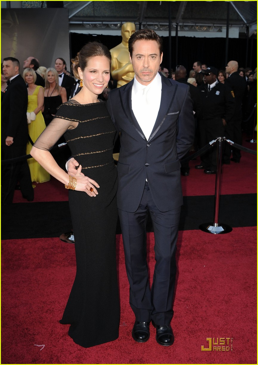 robert downey jr oscars 2011 022523819