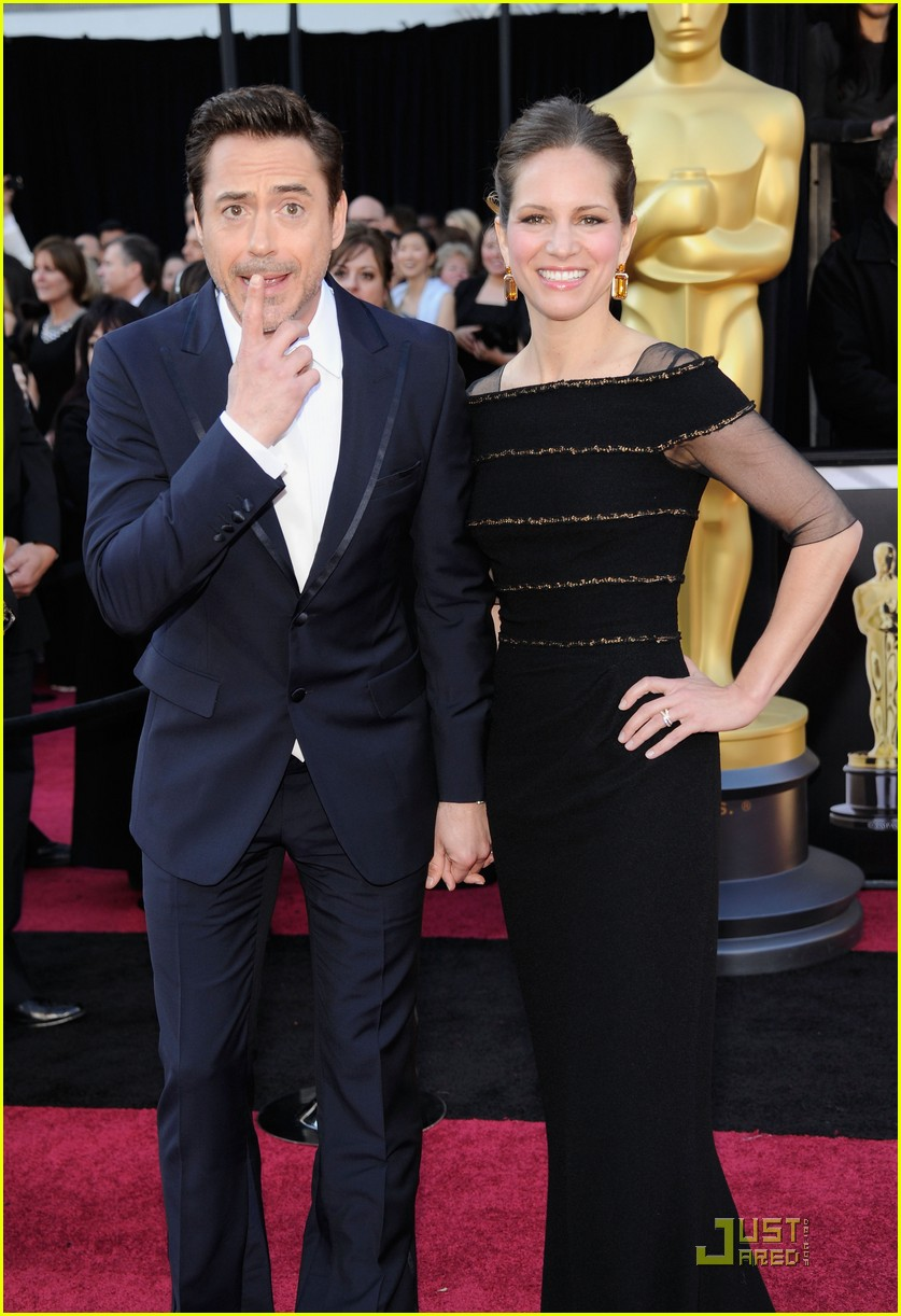 robert downey jr oscars 2011 03