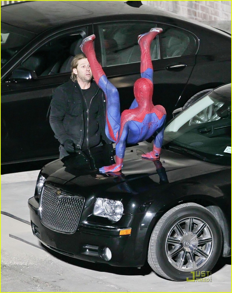 andrew garfield spiderman stunt man 04