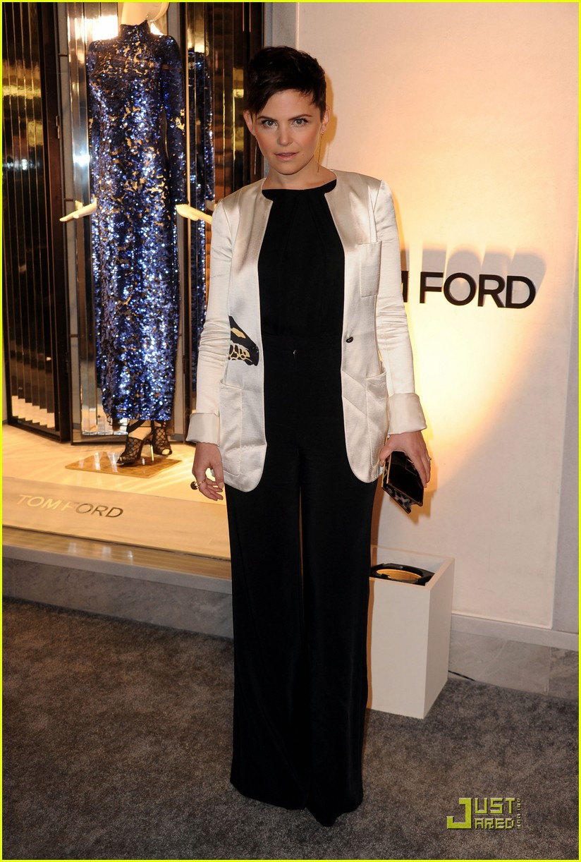 ginnifer goodwin tom ford flagship opening 07
