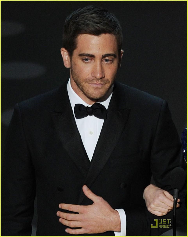 jake gyllenhaal oscars 2011 04