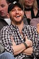 tom hardy lakers game 04