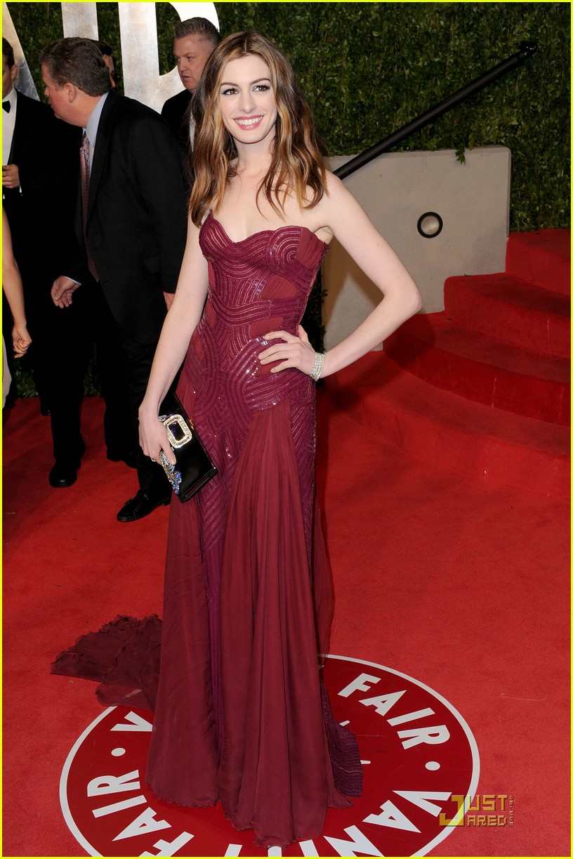 anne hathaway oscar roundup 10