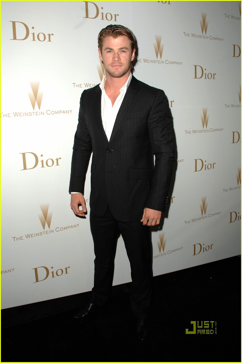 chris hemsworth elsa pataky dior dinner 04