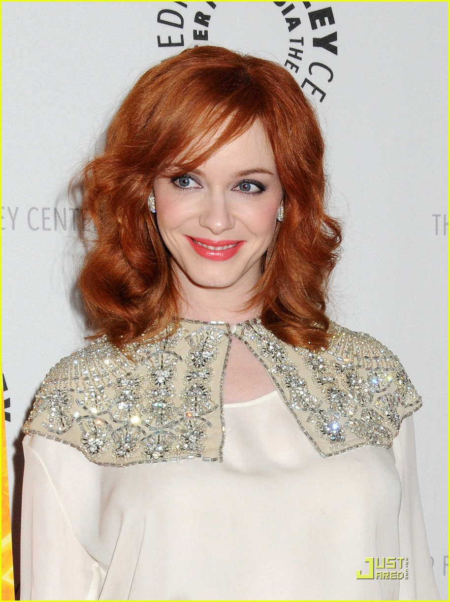 christina hendricks all star superman premiere 01