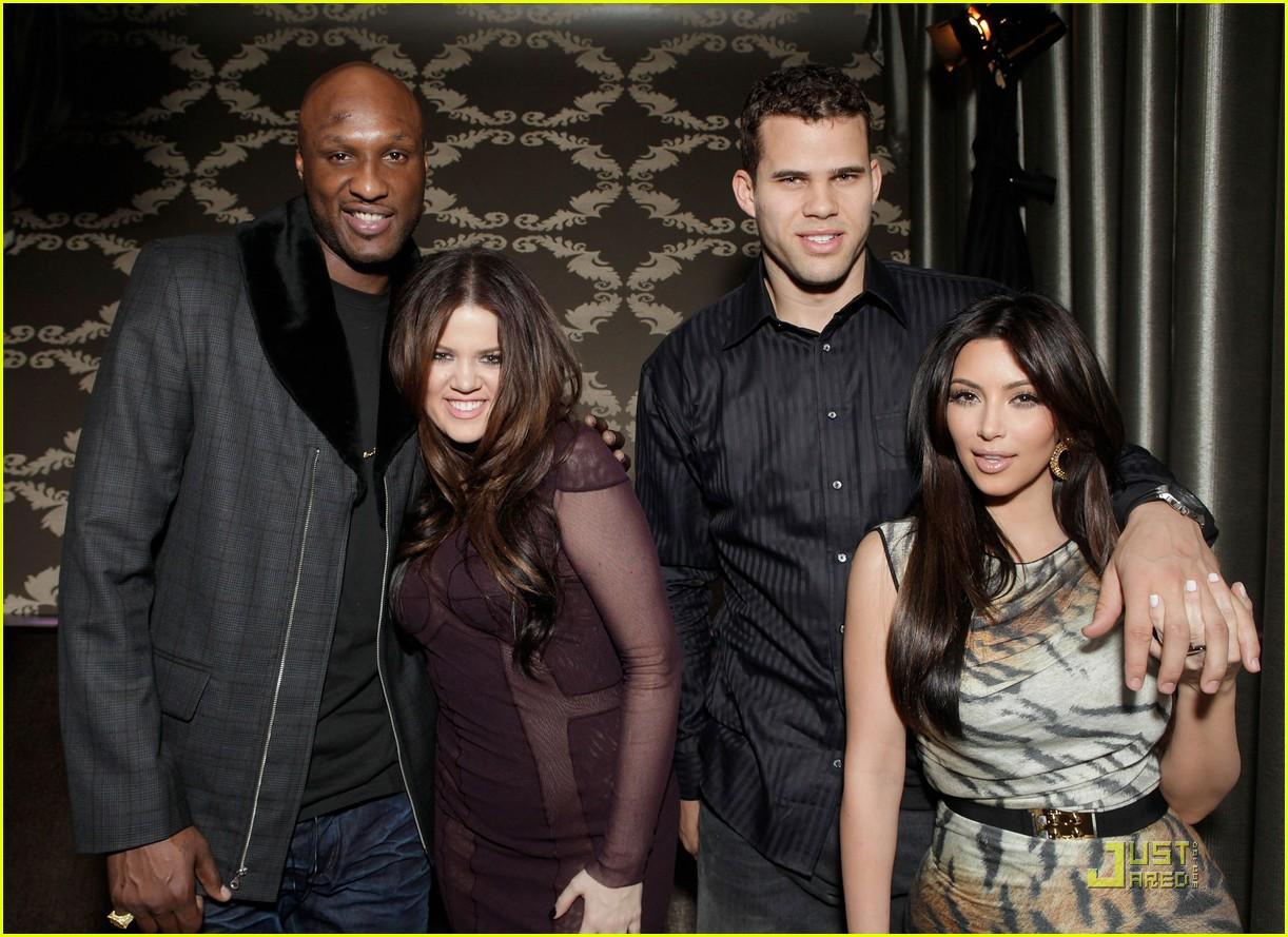 kim kardashian kris humphries all star party 03