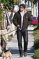 kellan lutz dog walking cdgas 08