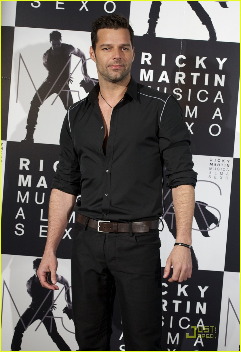 ricky martin mas in madrid 07