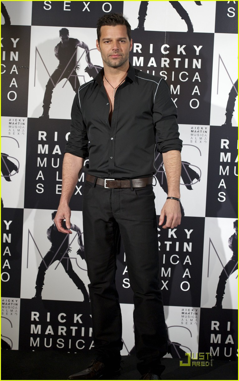 ricky martin mas in madrid 082521645