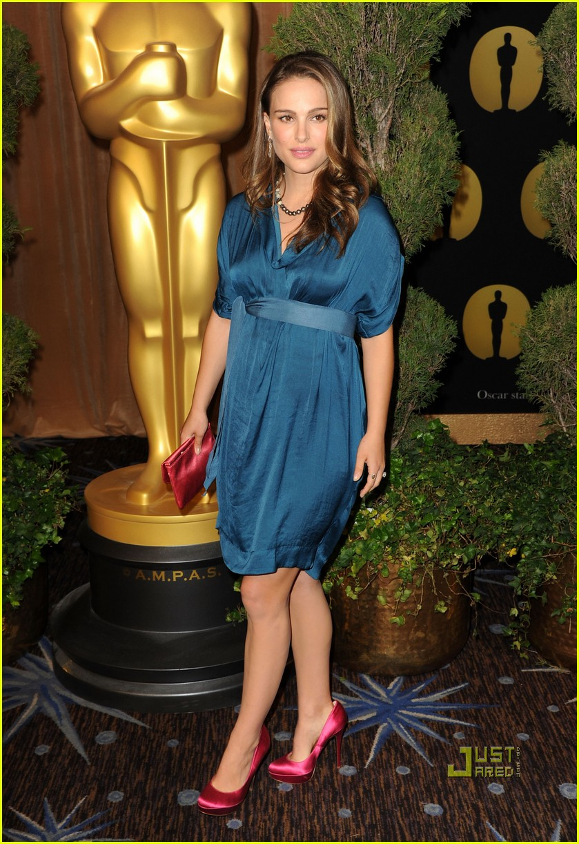 natalie portman oscar nomination luncheon 09