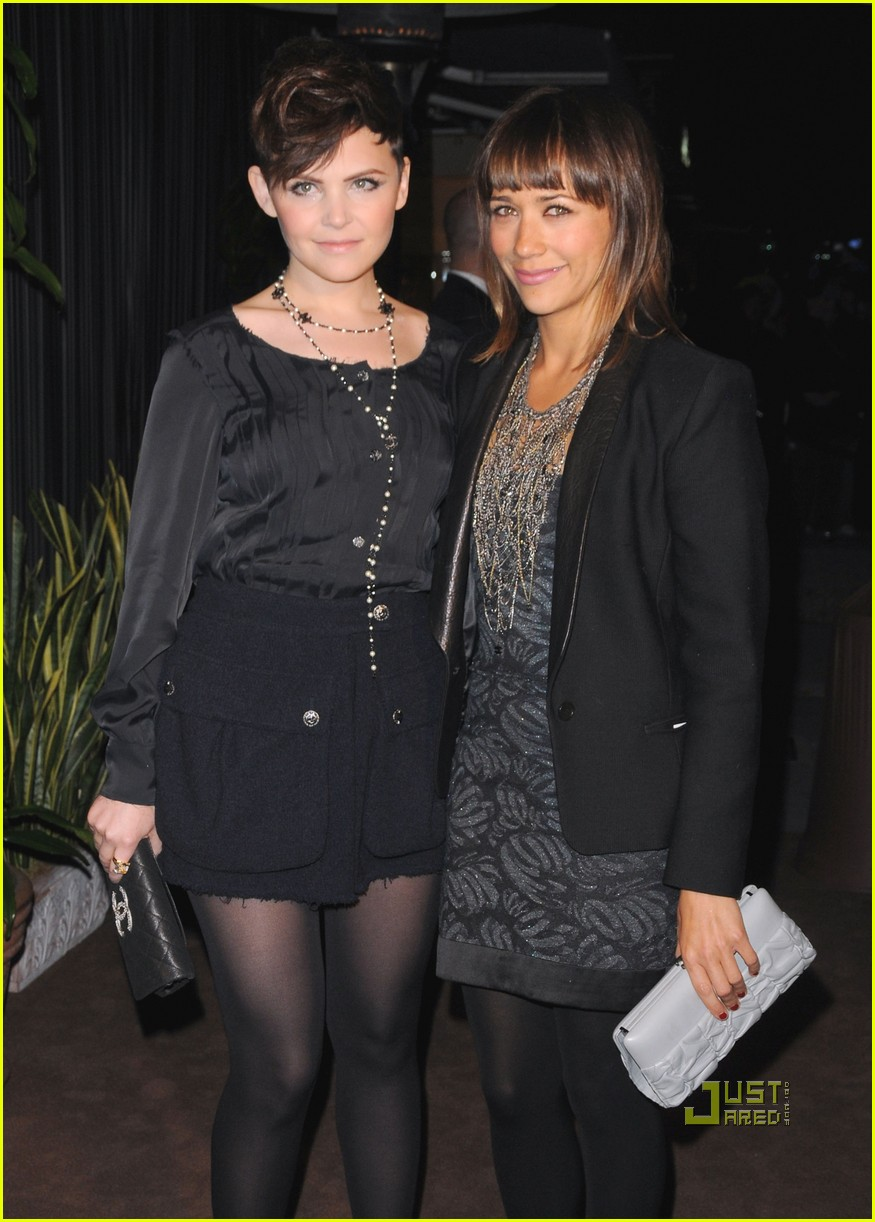 rashida jones ginnifer goodwin chanel charles finch dinner 042523494