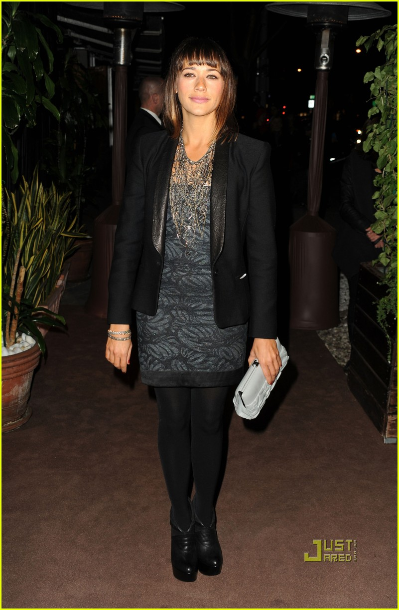 rashida jones ginnifer goodwin chanel charles finch dinner 052523495
