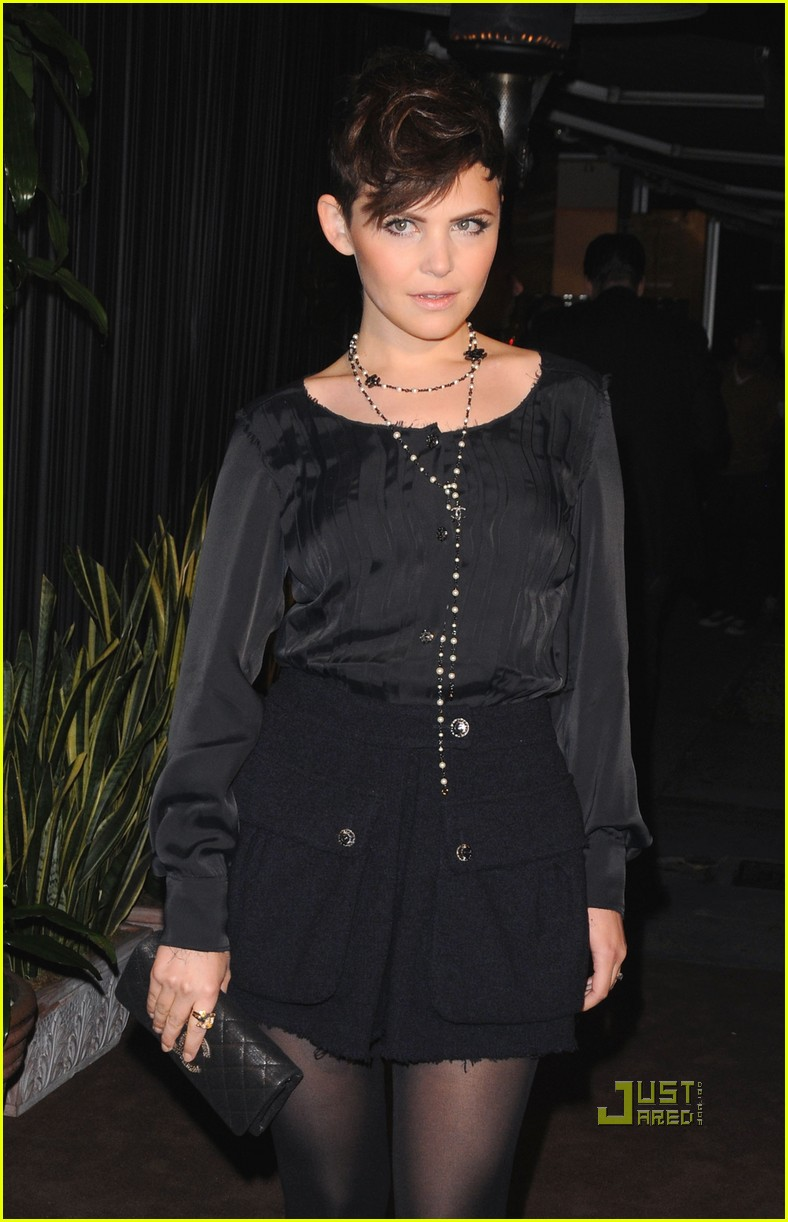 rashida jones ginnifer goodwin chanel charles finch dinner 17