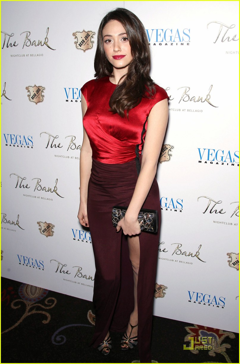 emmy rossum vegas mag party 05