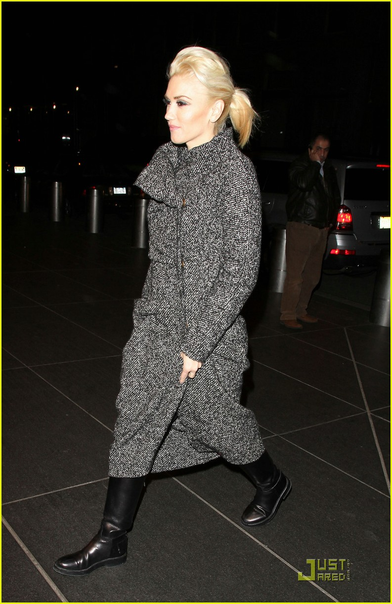 gwen stefani jfk 03