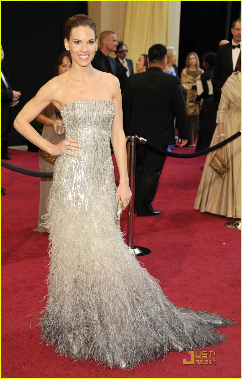 hilary swank oscars 2011 06