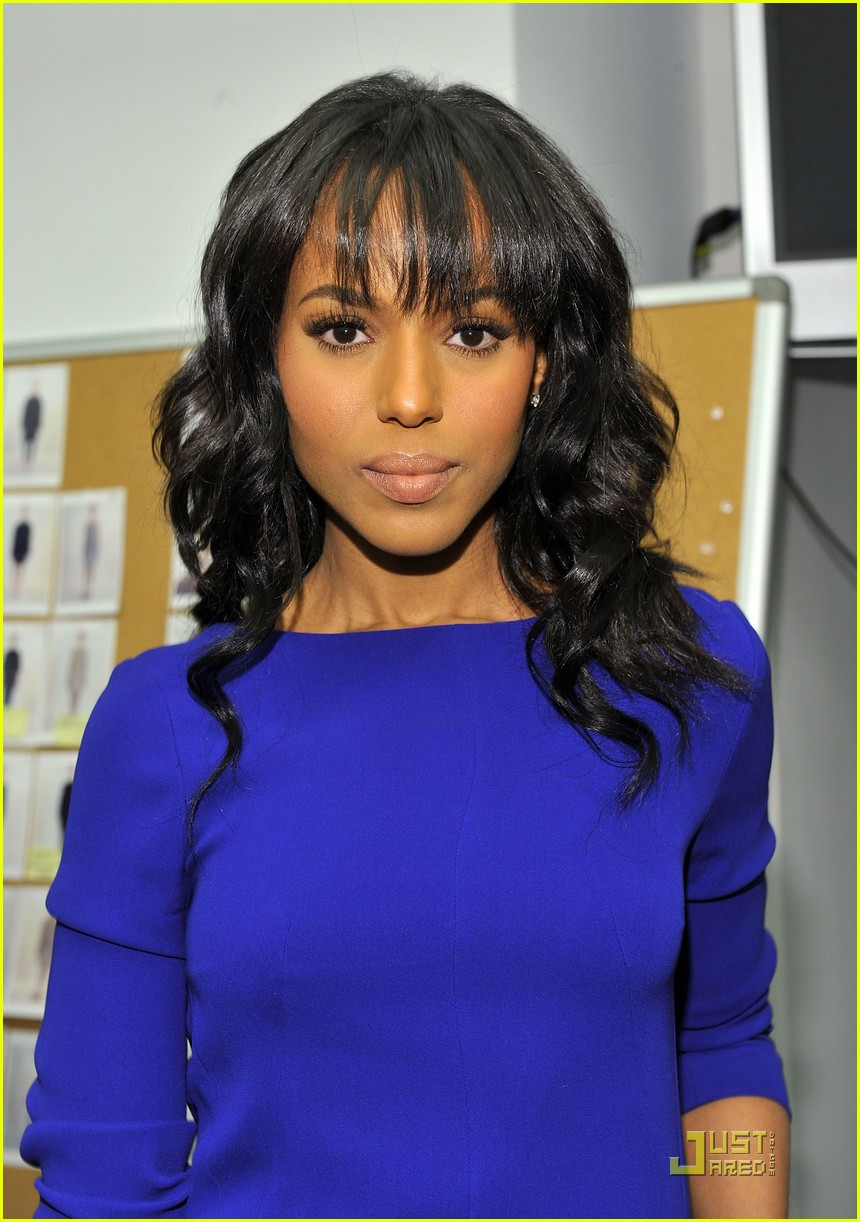 kerry washington zoe saldana calvin klein show 02