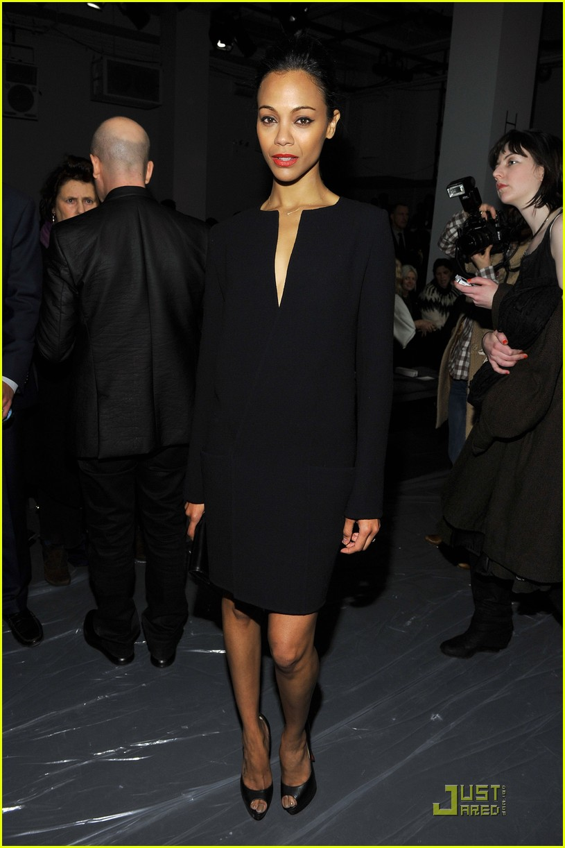 kerry washington zoe saldana calvin klein show 03