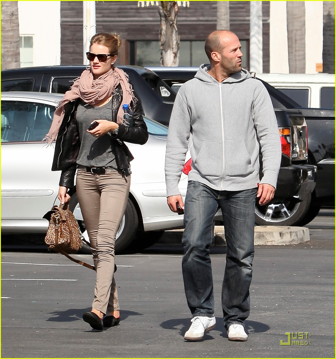 rosie huntington whiteley jason statham malibu 08