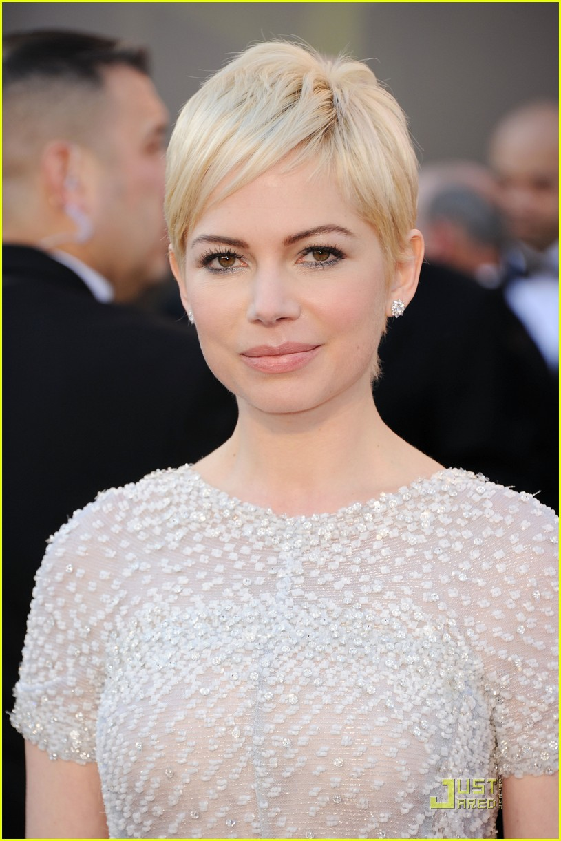 michelle williams oscars 02