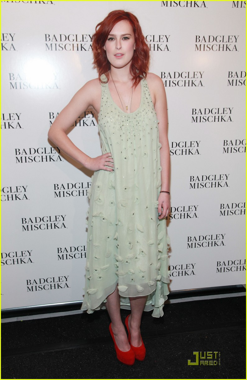 rumer willis badgley mischka 06