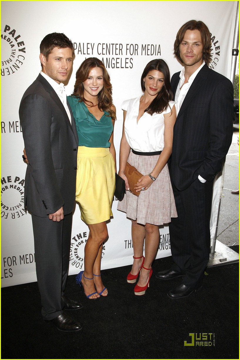Full Sized Photo of jensen ackles jared padalecki ... Fergie Divorce