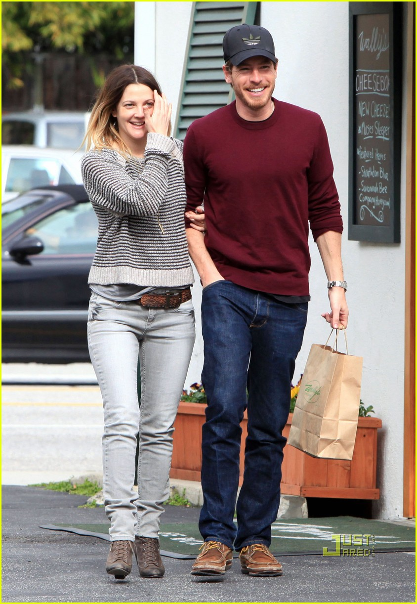 drew barrymore will kopelman lunch cheese box 042530747
