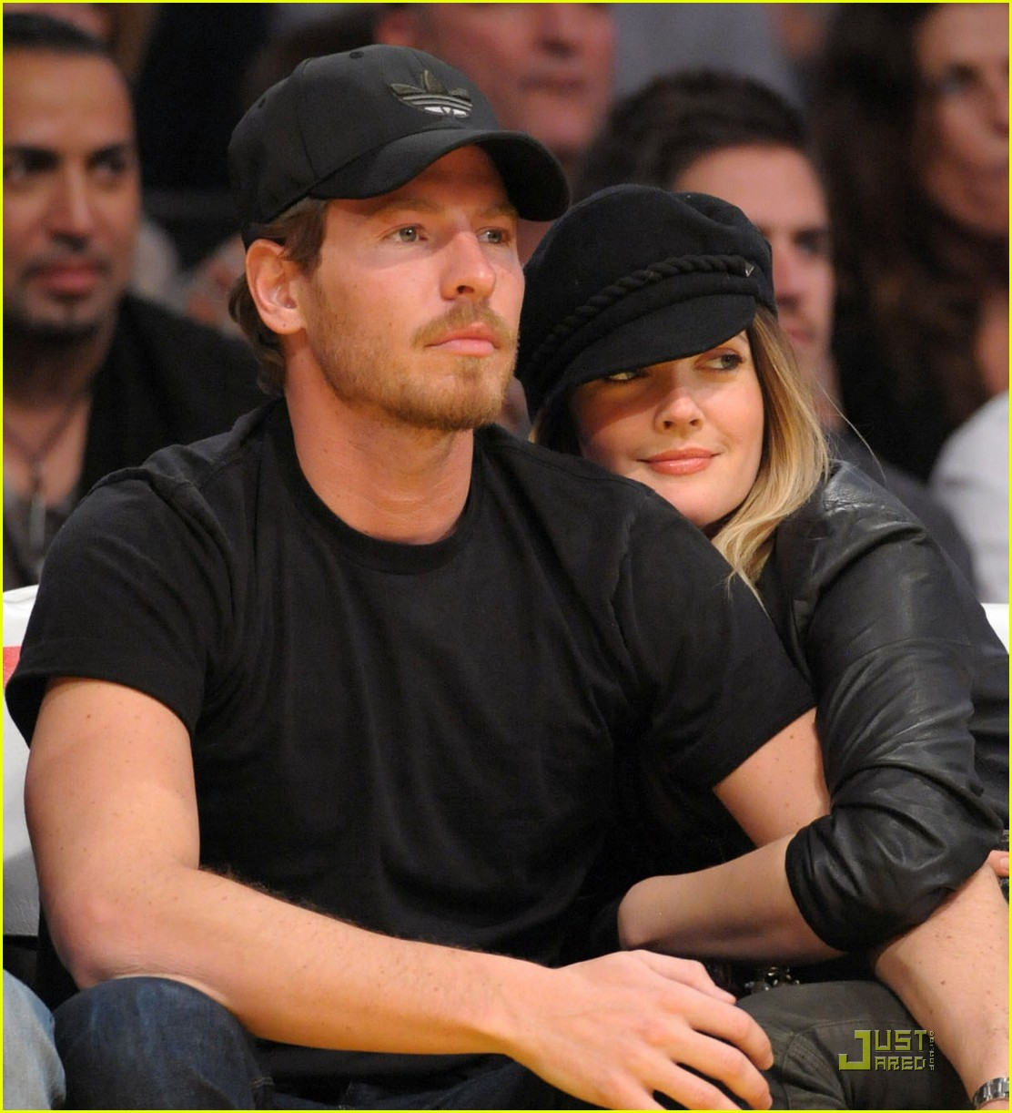 drew barrymore will kopelman lakers 03