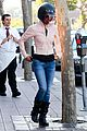 halle berry olivier martinez brentwood motorcycle after lunch 04
