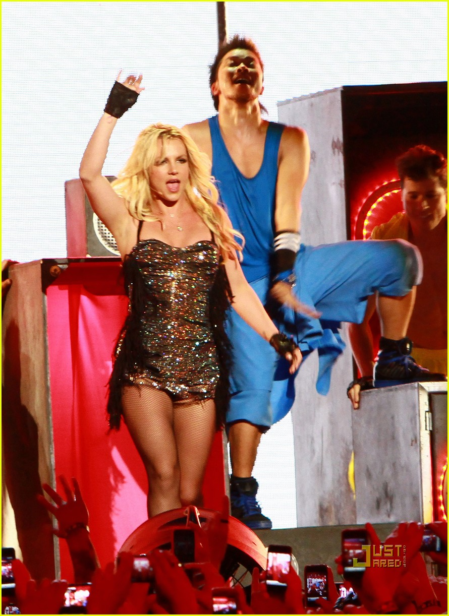 britney spears jimmy kimmel 07