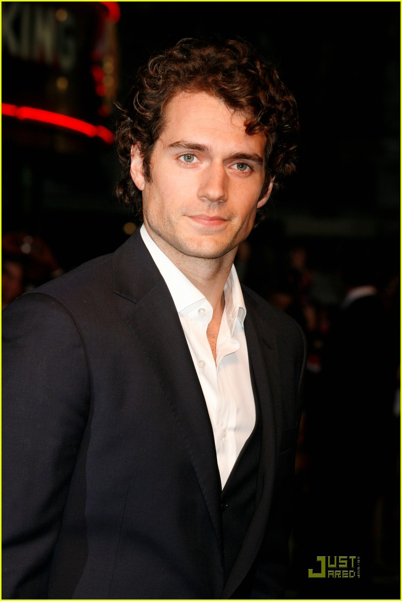 henry cavill sucker punch london premiere 01