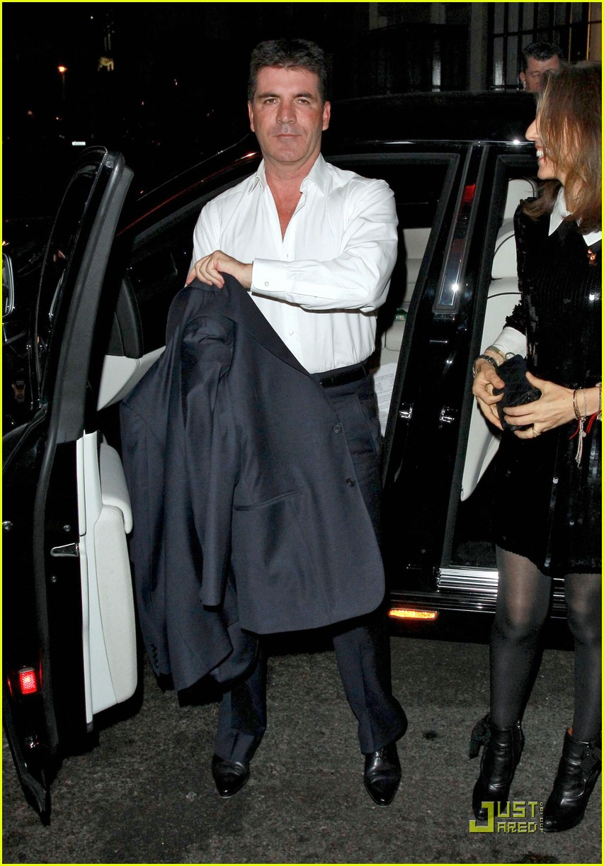 simon cowell london birthday bash 04