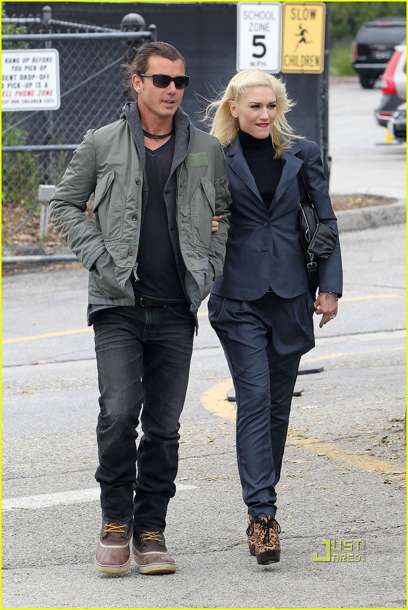 gwen stefani gavin rossdale kingston school 04
