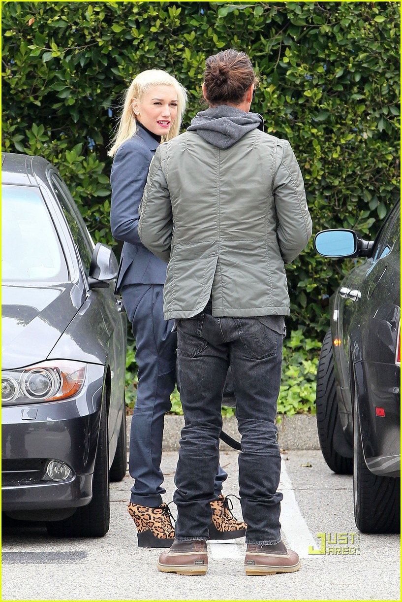 gwen stefani gavin rossdale kingston school 072529867