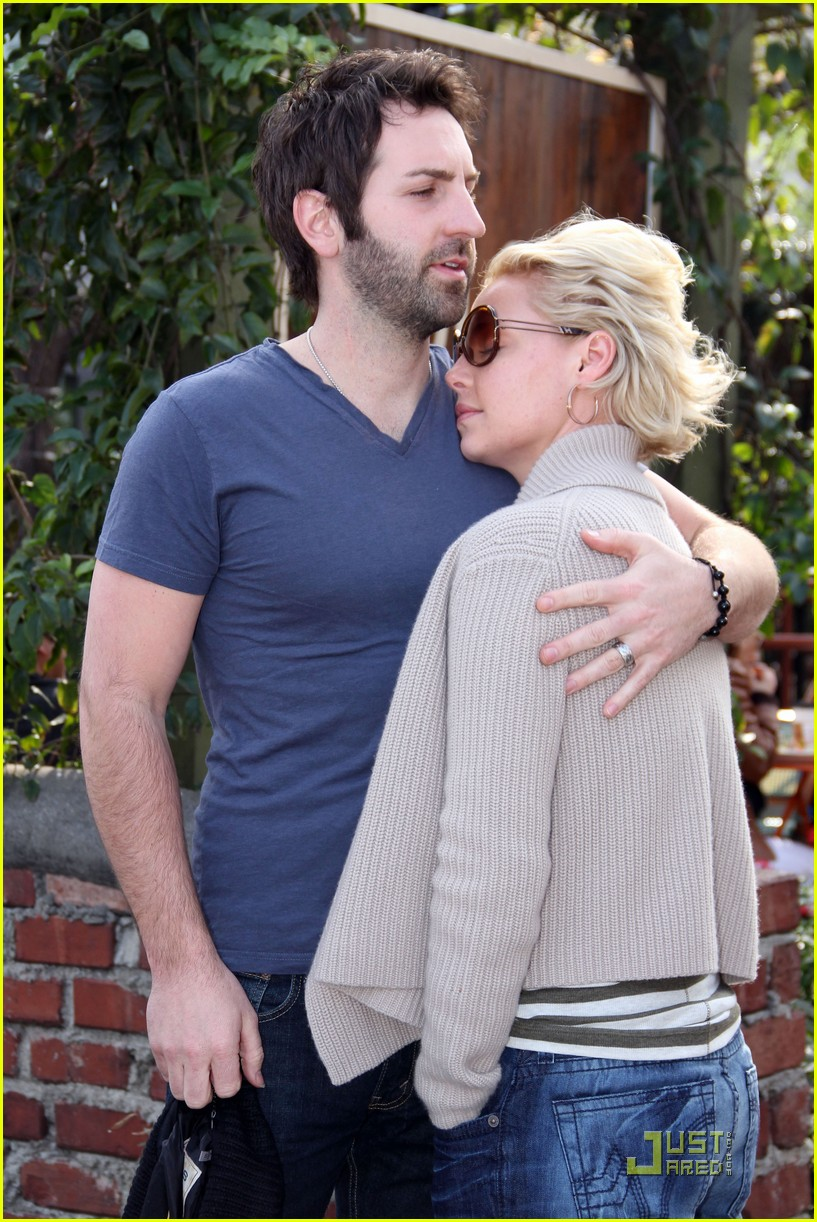 Katherine Heigl & Josh Kelley: Los Feliz Lovers! Katherine Heigl