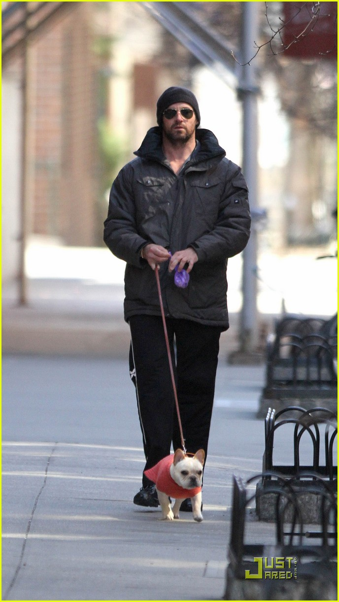 hugh jackman walks around the west village 012527480