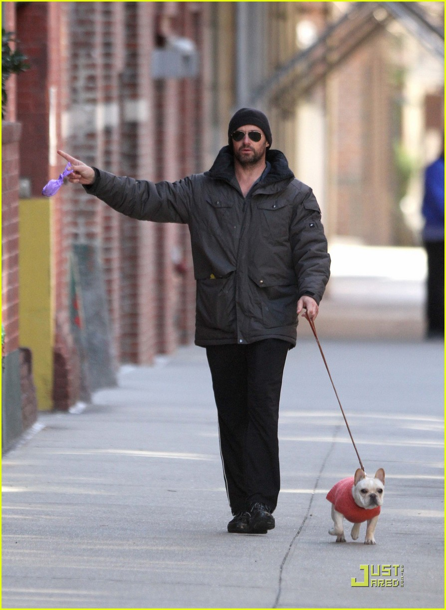 hugh jackman walks around the west village 032527482