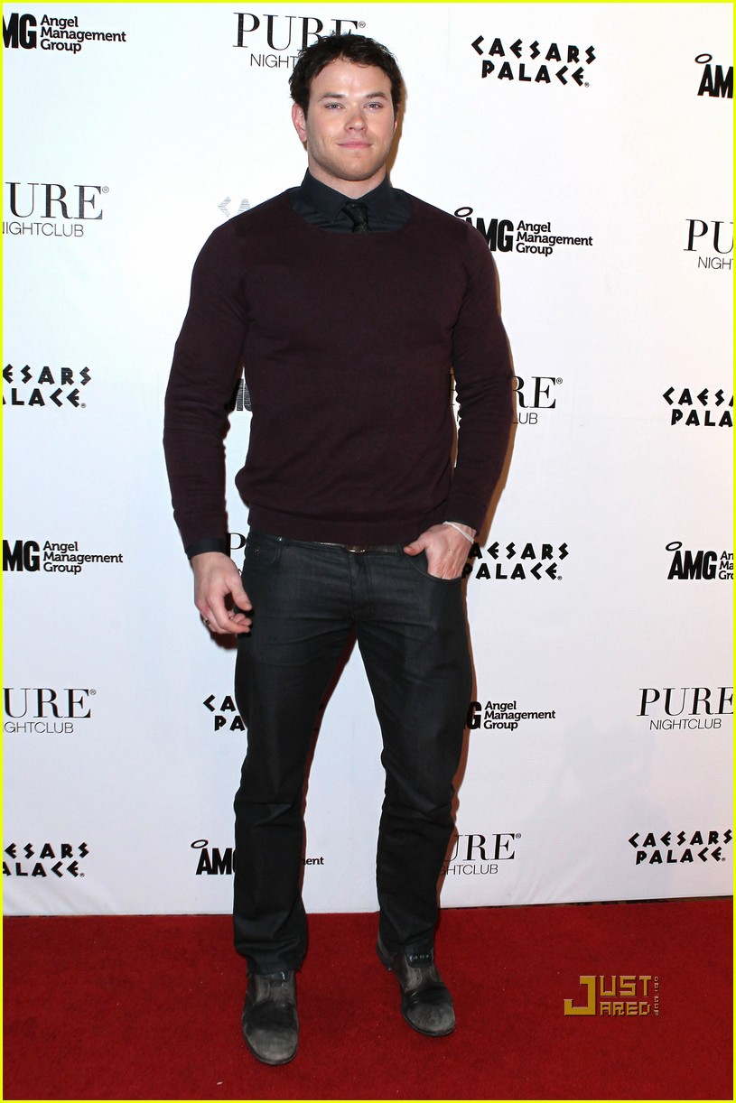 kellan lutz birthday pure nightclub 10