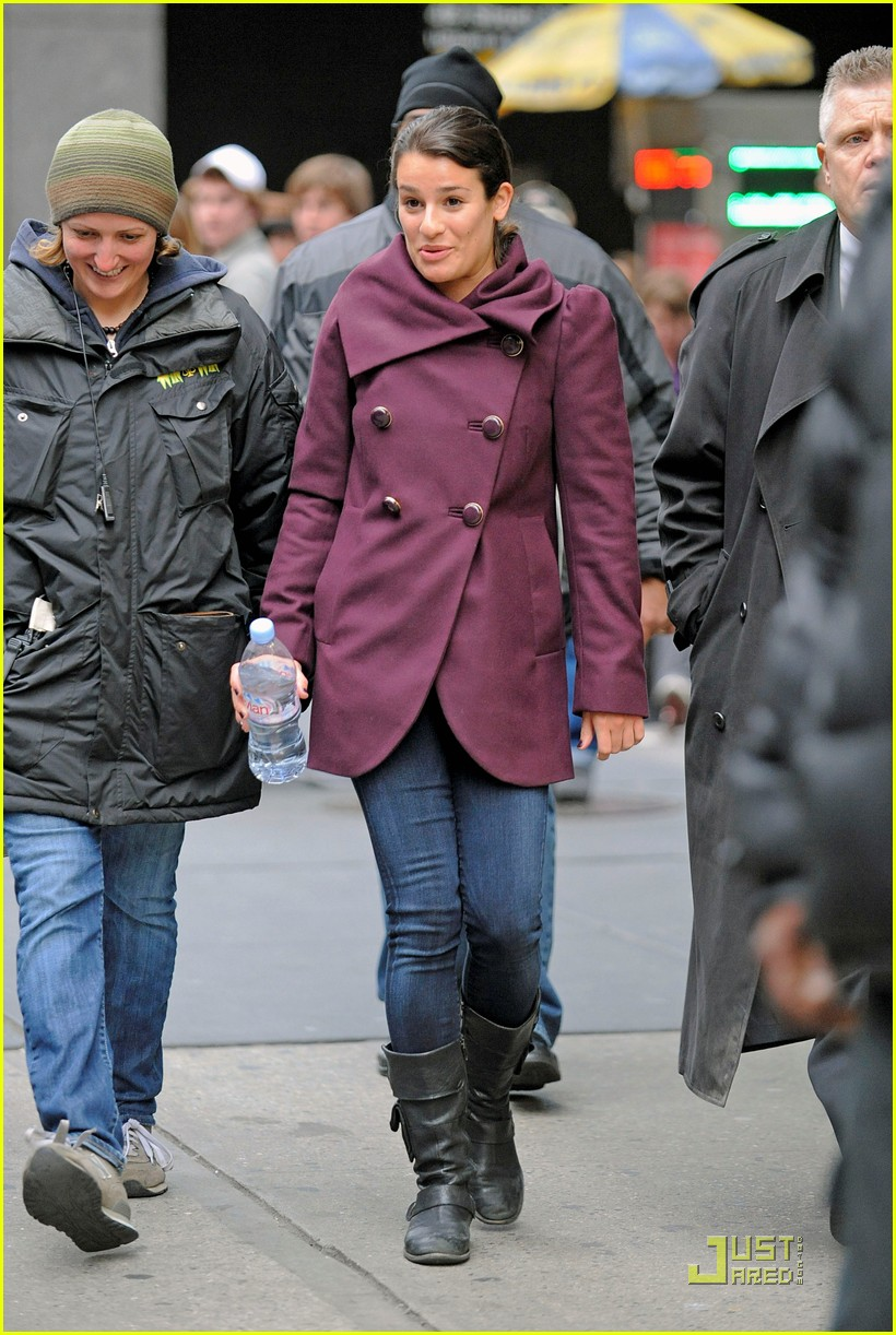 lea michele new years eve 05