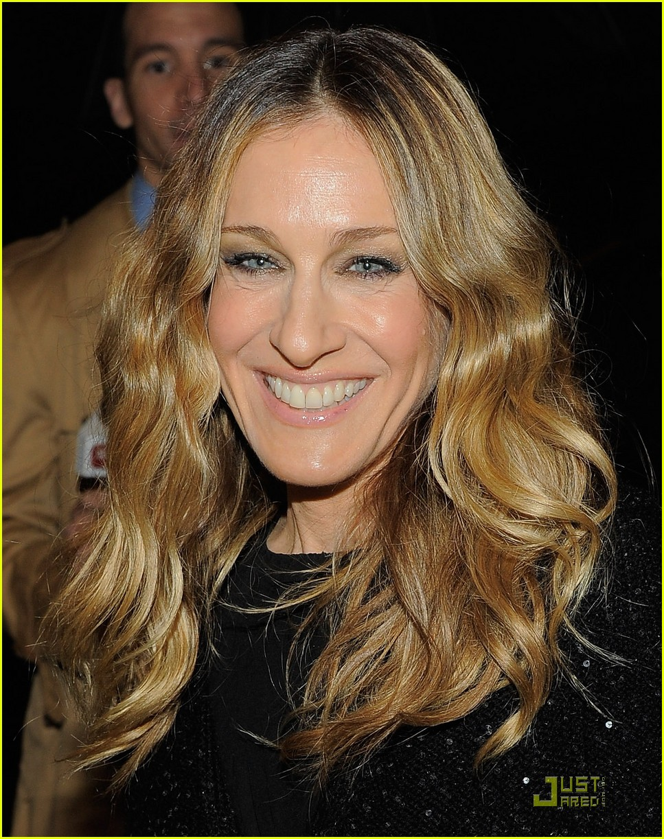 sarah jessica parker that championship opening 02