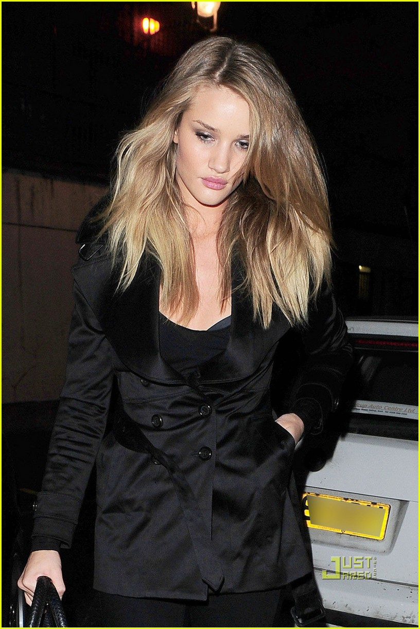 rosie huntington whiteley jason statham soho london 04