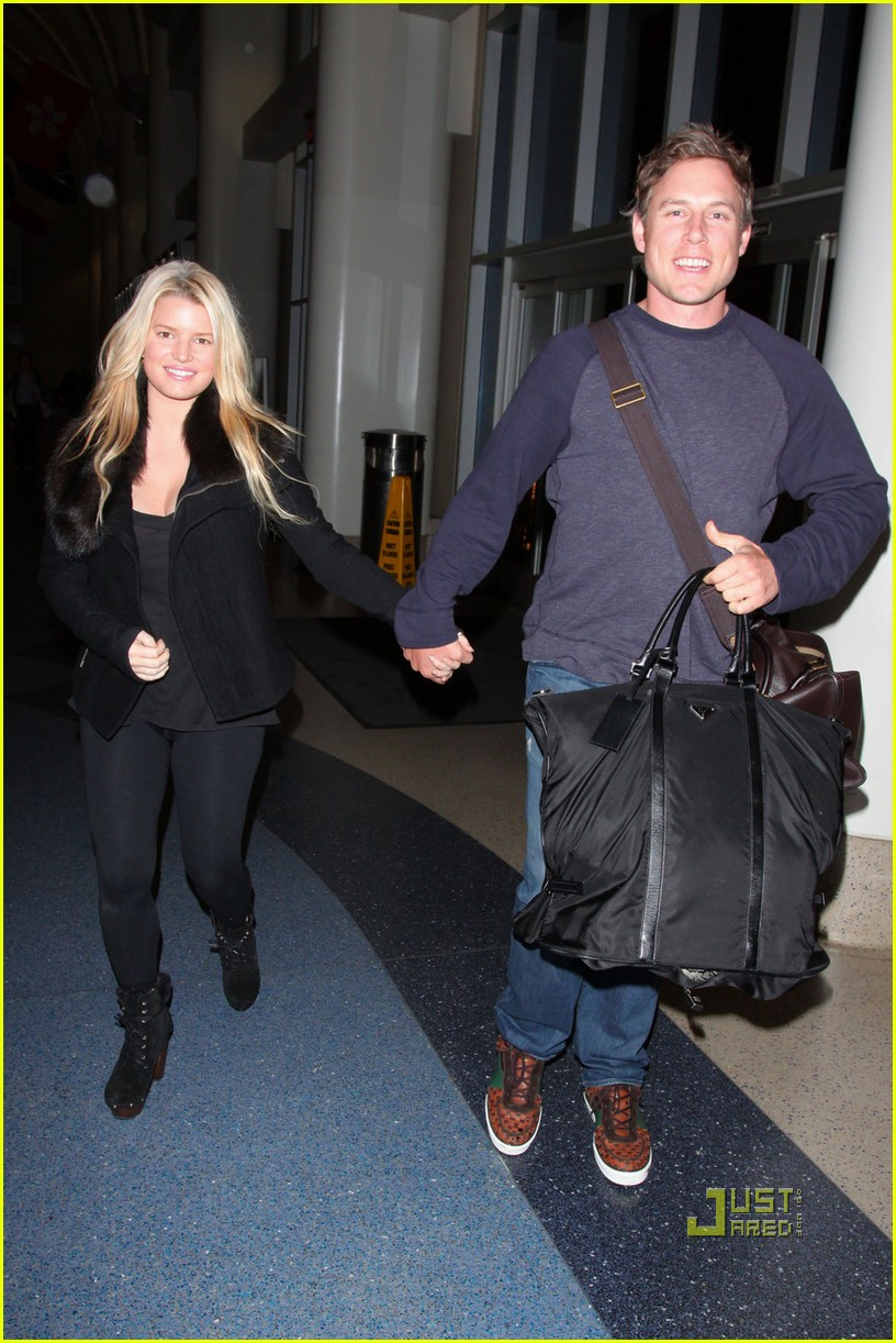 jessica simpson eric johnson lax 03