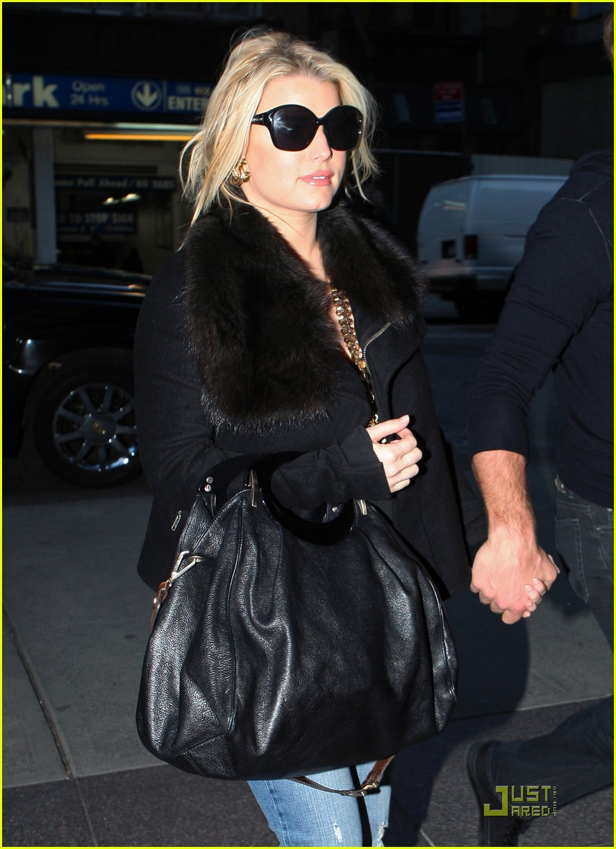 jessica simpson admired by snooki 02