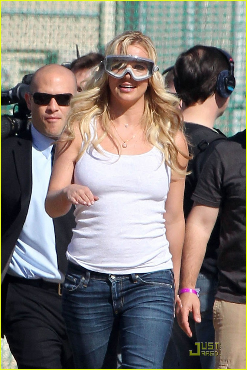 britney spears jimmy kimmel skit with jack ass crew 042531322