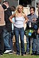 britney spears jimmy kimmel skit with jack ass crew 08