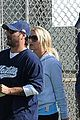 britney spears jason trawick little league game 09