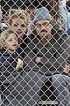 britney spears little league game  13