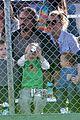 britney spears kevin federline reunite little league 02