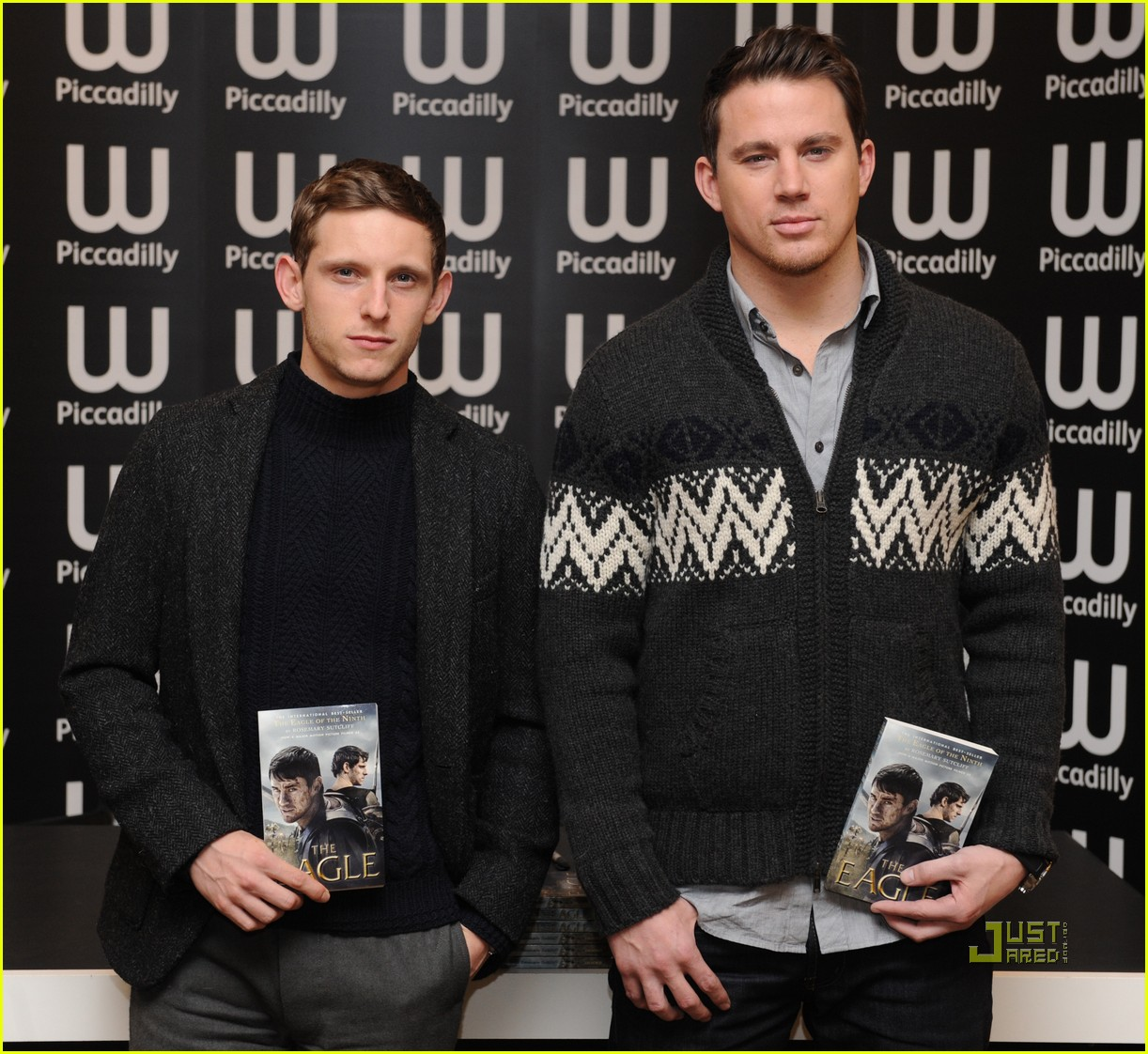 channing tatum jamie bell sign eagle 032526734