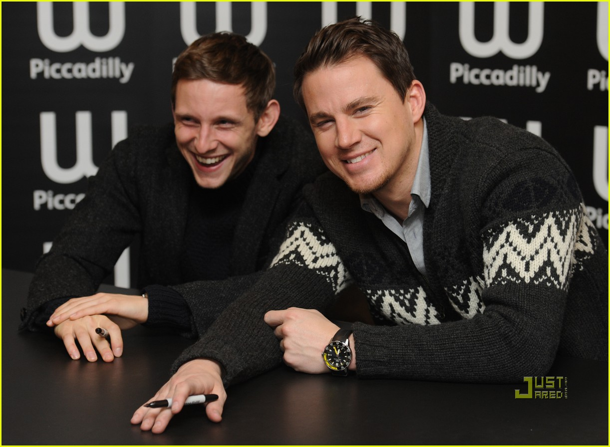 channing tatum jamie bell sign eagle 08